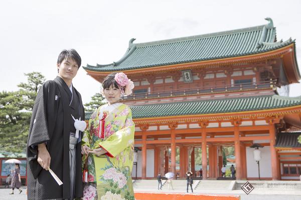 京都 和婚